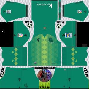 Real Sociedad away kit 2019-2020 dream league soccer