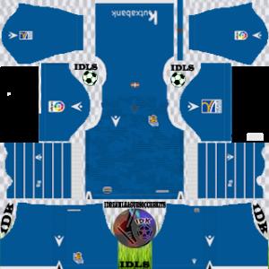 Real Sociedad gk away kit 2019-2020 dream league soccer