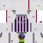 Real Valladolid Kits 2019/2020 Dream League Soccer