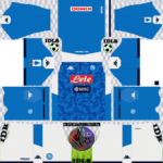 SSC Napoli Kits 2019/2020 Dream League Soccer
