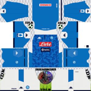 Napoli Kits 2019/2020 Dream League Soccer
