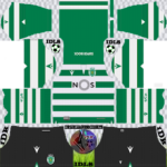 Sporting CP Kits 2019/2020 Dream League Soccer