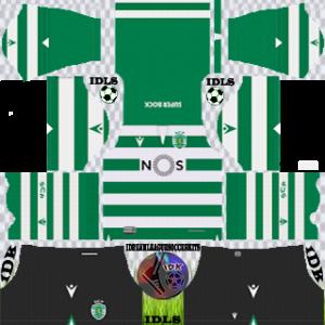 Sporting CP Kits 2019/2020 Dream League Soccer