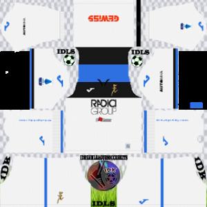 Atalanta away kit 2019-2020 dream league soccer