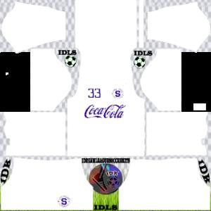 Coca Cola fourth kit 2019 dream league soccer