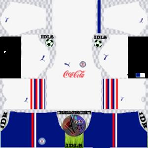 Coca Cola Kits 2019 Dream League Soccer