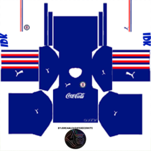 Coca Cola gk fourth kit 2019 dream league soccer