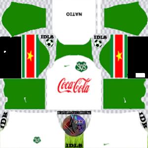 Coca Cola gk home kit 2019 dream league soccer