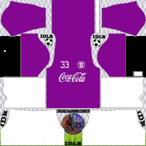Coca Cola gk third kit 2019 dream league soccer