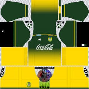 Coca Cola third kit 2019 dream league soccer