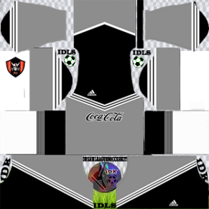 Coca Cola gk away kit 2020 dream league soccer