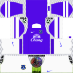 Everton Kits 2016/2017 Dream League Soccer