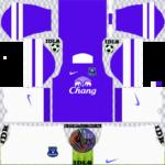 Everton Kits 2016/2017 Dream League Soccer
