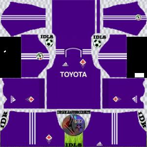 Fiorentina Fc Kits 2018/2019 Dream League Soccer