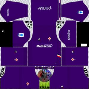 Fiorentina Fc Kits 2019/2020 Dream League Soccer