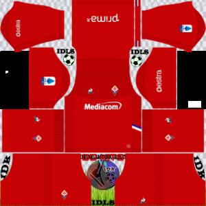 Fiorentina Fc third kit 2019-2020 dream league soccer