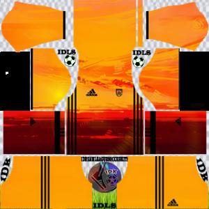 Galaxy away kit 2018 dream league soccer