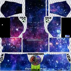 Galaxy gk fourth kit 2018 dream league soccer