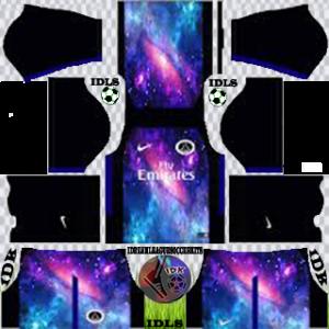 Galaxy gk special kit 2018 dream league soccer