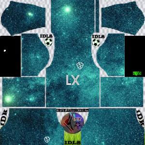 Galaxy gk third kit 2018 dream league soccer