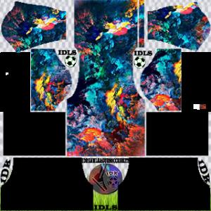 Galaxy practice kit 2020 dream league soccer