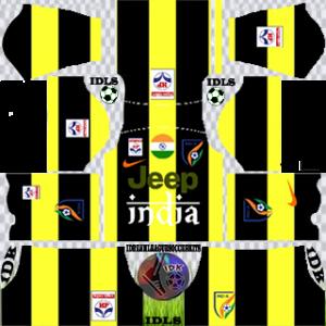India away kit 2019-2020 dream league soccer