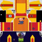 Lecce Kits 2019/2020 Dream League Soccer