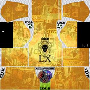Lion Kits 2020 Dream League Soccer