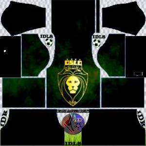 Lion gk home kit 2020 dream league soccer
