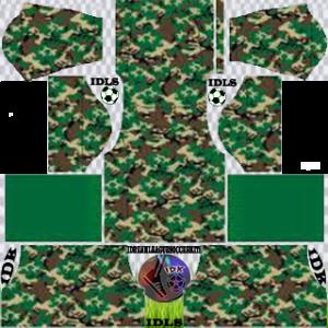 Malaysian Army fourth kit 2019-2020 dream league soccer