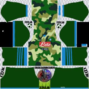 Malaysian Army gk fourth kit 2019-2020 dream league soccer