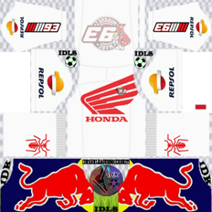 Marc Marquez gk home Kit 2020 Dream League Soccer