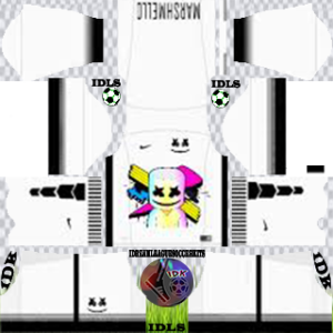 Marshmello away kit 2020 dream league soccer