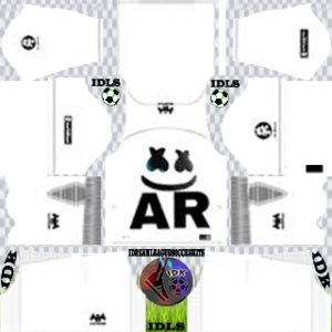 Marshmello gk home kit 2020 dream league soccer