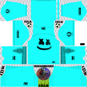 Marshmello third kit 2020 dream league soccer