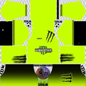 Monster Kits 2020 Dream League Soccer