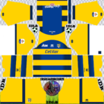 Parma FC Kits 2019/2020 Dream League Soccer