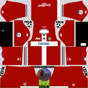 Parma Fc gk away kit 2019-2020 dream league soccer