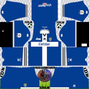 Parma Fc third kit 2019-2020 dream league soccer