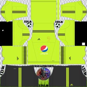 Pepsi away kit 2019 dream league soccer
