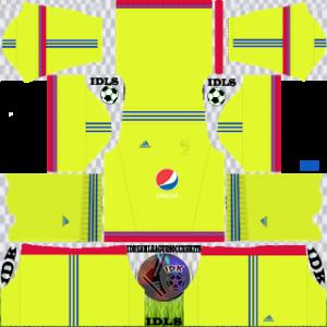 Pepsi gk away kit 2019 dream league soccer