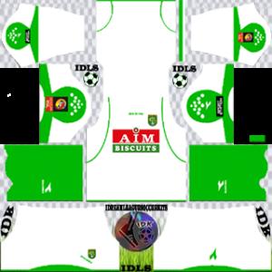 Persebaya Surabaya away kit 2019-2020 dream league soccer
