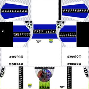 Persib Bandung gk home kit 1998-1999 dream league soccer