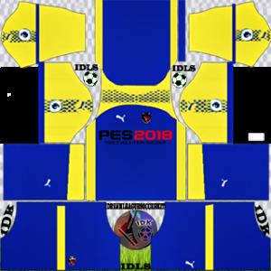 Pes away kit 2019-2020 dream league soccer