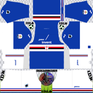 Sampdoria FC Kits 2019/2020 Dream League Soccer