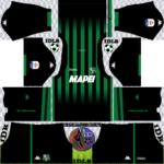 Sassuolo Fc Kits 2018/2019 Dream League Soccer