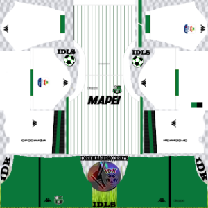 Sassuolo Fc away kit 2018-2019 dream league soccer