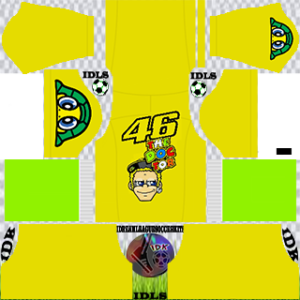 The Doctor away Kit 2020 Dream League Soccer