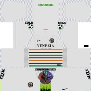 Venezia Fc away kit 2018-2019 dream league soccer