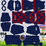 Barcelona Kits 2020 Dream League Soccer